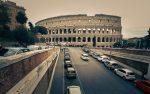 Das Kolosseum in Rom. Bild von Shirin Amin auf Pixabay.