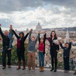 Familienurlaub in Rom